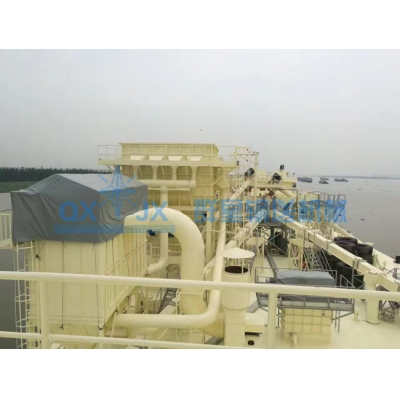 Cement ship unloading equipment_(5)