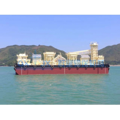 Cement ship unloading equipment_(9)
